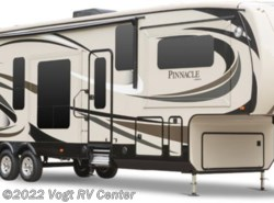 New 2018  Jayco Pinnacle 36KPTS by Jayco from Vogt RV Center in Ft. Worth, TX