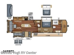 New 2018  Jayco Pinnacle 36FBTS by Jayco from Vogt RV Center in Ft. Worth, TX
