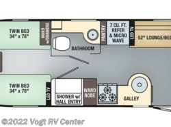 New 2018  Airstream Flying Cloud 25RB Twin by Airstream from Vogt RV Center in Ft. Worth, TX