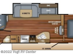 New 2018  Jayco Jay Flight SLX 8 287BHS by Jayco from Vogt RV Center in Ft. Worth, TX