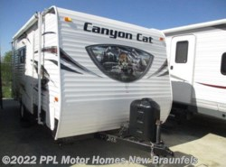 Used 2014  Palomino Canyon Cat 17RDC by Palomino from PPL Motor Homes in New Braunfels, TX