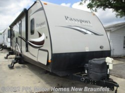 Used 2015  Keystone Passport 2890RI by Keystone from PPL Motor Homes in New Braunfels, TX