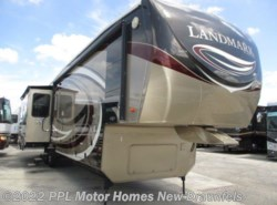 Used 2012  Heartland RV Landmark SAN ANTONIO