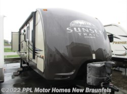 Used 2012  CrossRoads Sunset Trail Reserve 32FR by CrossRoads from PPL Motor Homes in New Braunfels, TX