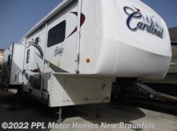 Used 2007  Forest River Cardinal 30TS by Forest River from PPL Motor Homes in New Braunfels, TX