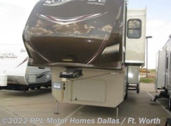 Used 2015  Grand Design Solitude 375RE by Grand Design from PPL Motor Homes in Cleburne, TX