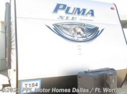 Used 2016  Forest River  Puma Xle 21TUC by Forest River from PPL Motor Homes in Cleburne, TX