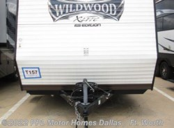 Used 2014  Forest River Wildwood X Lite 175BH by Forest River from PPL Motor Homes in Cleburne, TX
