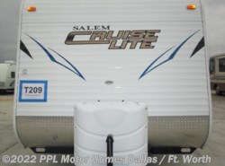 Used 2012 Forest River Salem Cruise Lite 241QBXL available in Cleburne, Texas