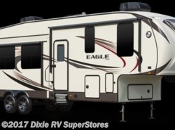 New 2017  Jayco Eagle 339FLQS by Jayco from Dixie RV SuperStores in Breaux Bridge, LA