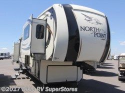 New 2017  Jayco North Point 383FLFS by Jayco from Dixie RV SuperStores in Breaux Bridge, LA