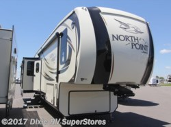 New 2017  Jayco North Point 351RSQS by Jayco from Dixie RV SuperStores in Breaux Bridge, LA