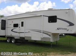 Used 2007  K-Z Sportsmen 3553LX by K-Z from McCants RV in Woodville, MS