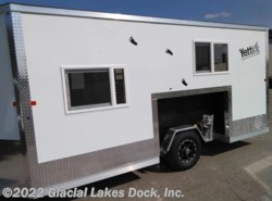 New 2017  Yetti Shell 8' x 16' V Front by Yetti from Glacial Lakes Dock, Inc.  in Starbuck, MN