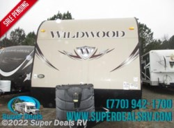 Used 2015 Forest River Wildwood  available in Temple, Georgia