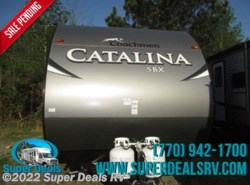New 2017  Coachmen Catalina  by Coachmen from Super Deals RV in Temple, GA