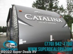New 2018  Coachmen Catalina  by Coachmen from Super Deals RV in Temple, GA