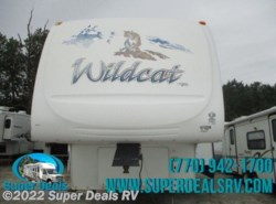 Used 2007  Forest River Wildcat  by Forest River from Super Deals RV in Temple, GA