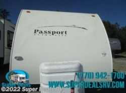 Used 2007  Keystone Passport Ultra Lite  by Keystone from Super Deals RV in Temple, GA