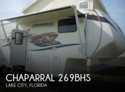 Used 2010  Coachmen Chaparral 269BHS