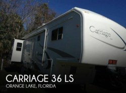 Used 2002  Carriage  36 LS by Carriage from POP RVs in Sarasota, FL
