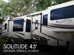 Used 2015 Grand Design Solitude Grand Design 379FL available in Sarasota, Florida
