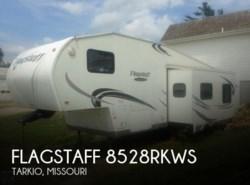 Used 2010  Forest River Flagstaff 8528RKWS by Forest River from POP RVs in Sarasota, FL