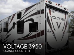 Used 2013  Dutchmen Voltage 3950 by Dutchmen from POP RVs in Sarasota, FL