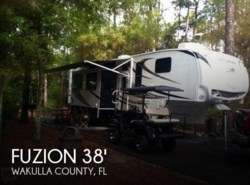 Used 2010  Keystone Fuzion M-383 Touring Edition II by Keystone from POP RVs in Sarasota, FL