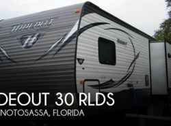 Used 2014  Keystone Hideout 30 RLDS by Keystone from POP RVs in Sarasota, FL