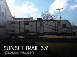 Used 2015 CrossRoads Sunset Trail Trail Rezerve 33BD available in Sarasota, Florida