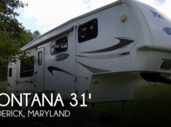 Used 2008 Keystone Montana Mountaineer Fifth Wheel available in Frederick, Maryland