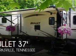 Used 2015  Keystone Bullet 335BHS Travel Trailer Bunkhouse
