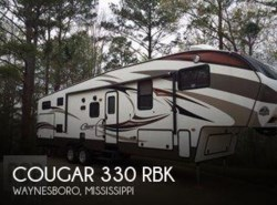 Used 2014  Keystone Cougar 330 RBK