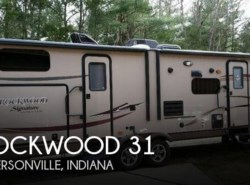 Used 2014  Forest River Rockwood 31