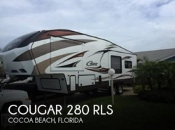 Used 2014  Keystone Cougar 280 RLS by Keystone from POP RVs in Sarasota, FL