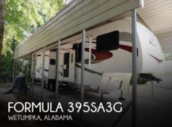 Used 2008  Fleetwood Formula 395SA3G by Fleetwood from POP RVs in Sarasota, FL