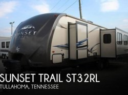 Used 2013  CrossRoads Sunset Trail ST32RL by CrossRoads from POP RVs in Tullahoma, TN