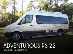 Used 2008  Roadtrek  Adventurous RS 22 by Roadtrek from POP RVs in Slidell, LA