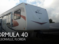 Used 2008  Fleetwood Formula 40 by Fleetwood from POP RVs in Sarasota, FL