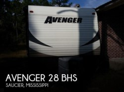 Used 2014  Forest River  Avenger 28 BHS by Forest River from POP RVs in Sarasota, FL