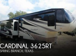 Used 2012  Forest River Cardinal 3625RT