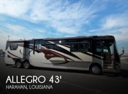 Used 2008  Tiffin Allegro 43 QRP Spatran by Tiffin from POP RVs in Sarasota, FL