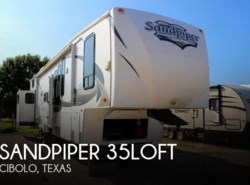 Used 2010  Forest River Sandpiper 35LOFT by Forest River from POP RVs in Sarasota, FL