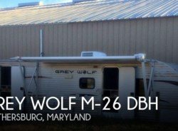 Used 2013  Forest River Grey Wolf M-26 DBH by Forest River from POP RVs in Gaithersburg, MD