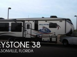 Used 2014 Keystone Avalanche 38 available in Sarasota, Florida