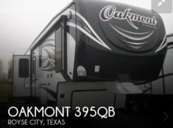 Used 2015  Heartland RV Oakmont 395QB