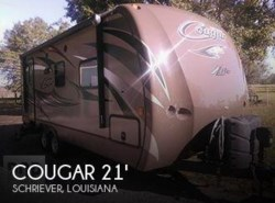 Used 2016  Keystone Cougar 21RBS Travel Trailer