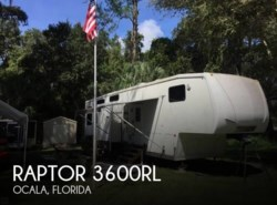 Used 2008  Keystone Raptor 3600rl by Keystone from POP RVs in Sarasota, FL