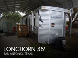 Used 2016  CrossRoads Longhorn Crossroads LHT38TS16 by CrossRoads from POP RVs in Sarasota, FL